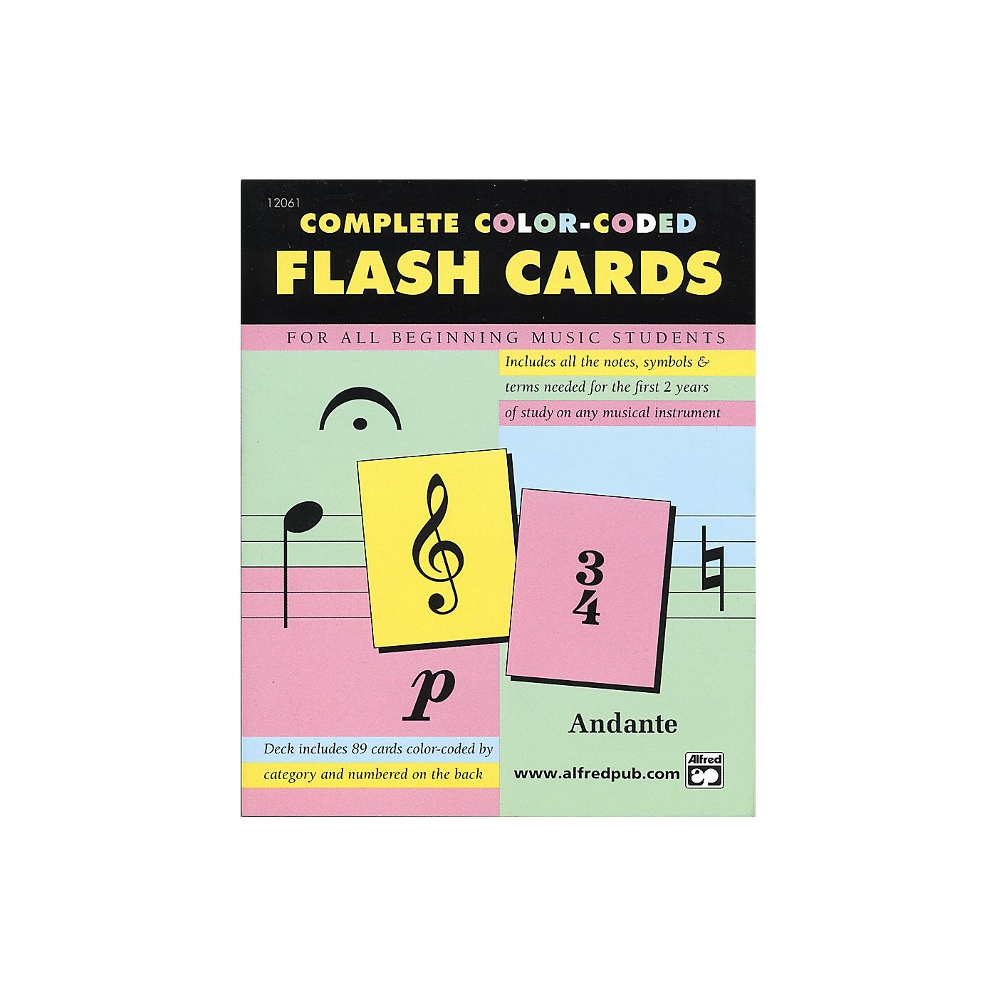 Alfred Flash Cards thumbnail