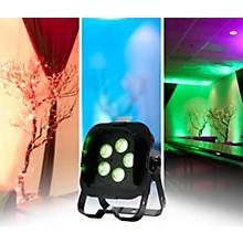 American DJ Flat Par QA5XS RGBA LED Wash Light
