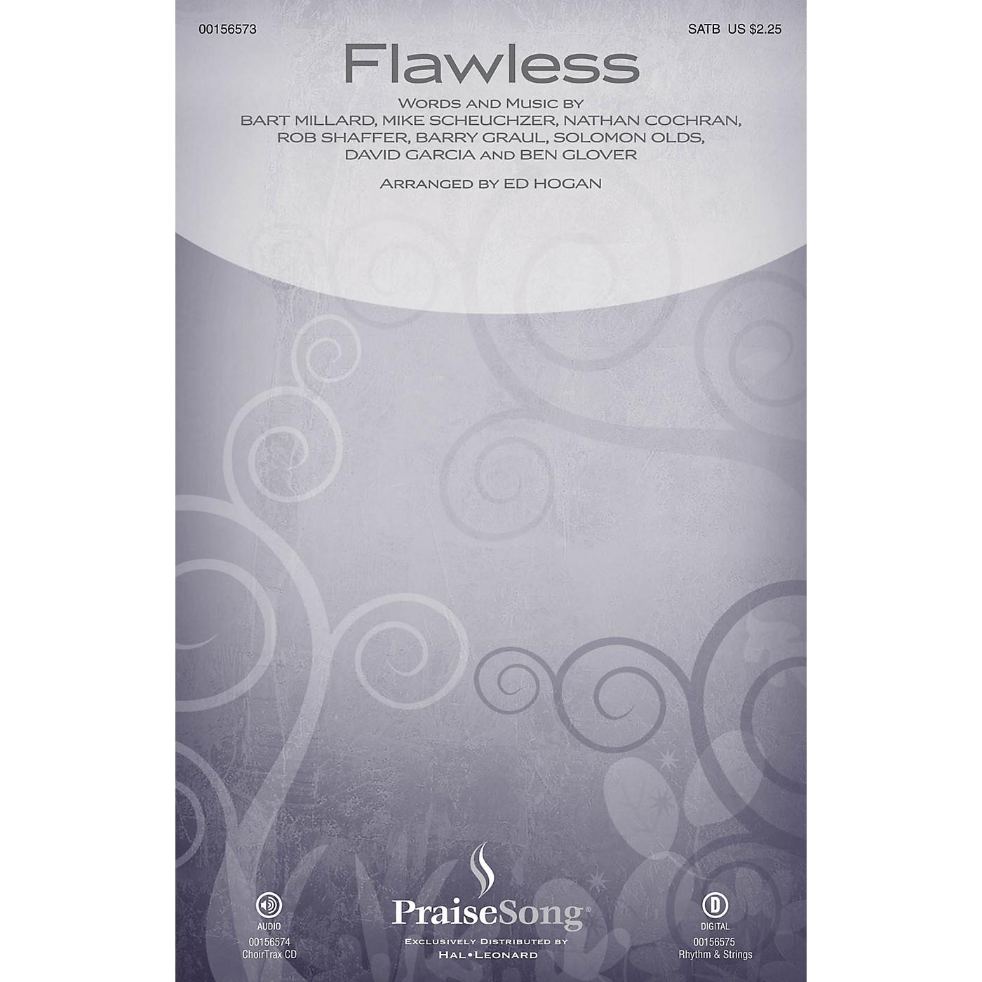 PraiseSong Flawless SATB by MercyMe arranged by Ed Hogan thumbnail