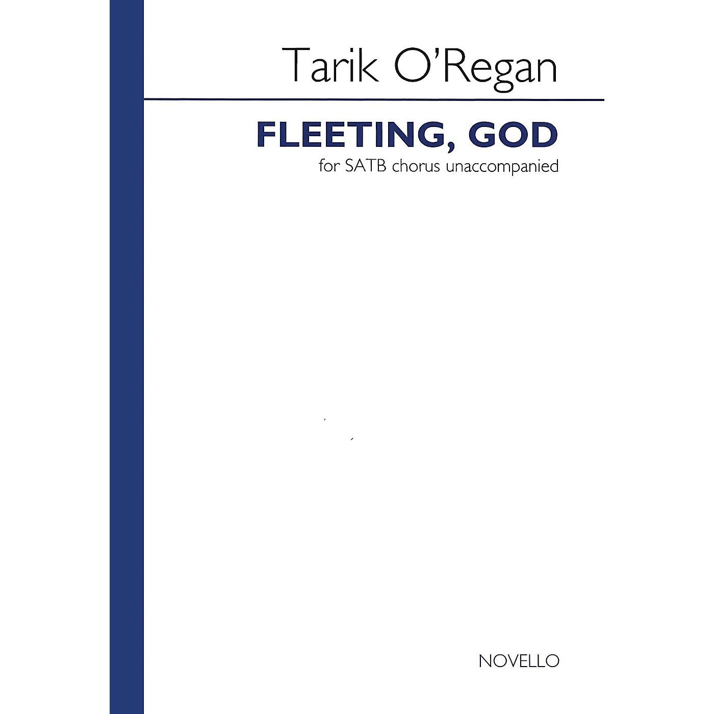Novello Fleeting, God Composed by Tarik O'Regan thumbnail