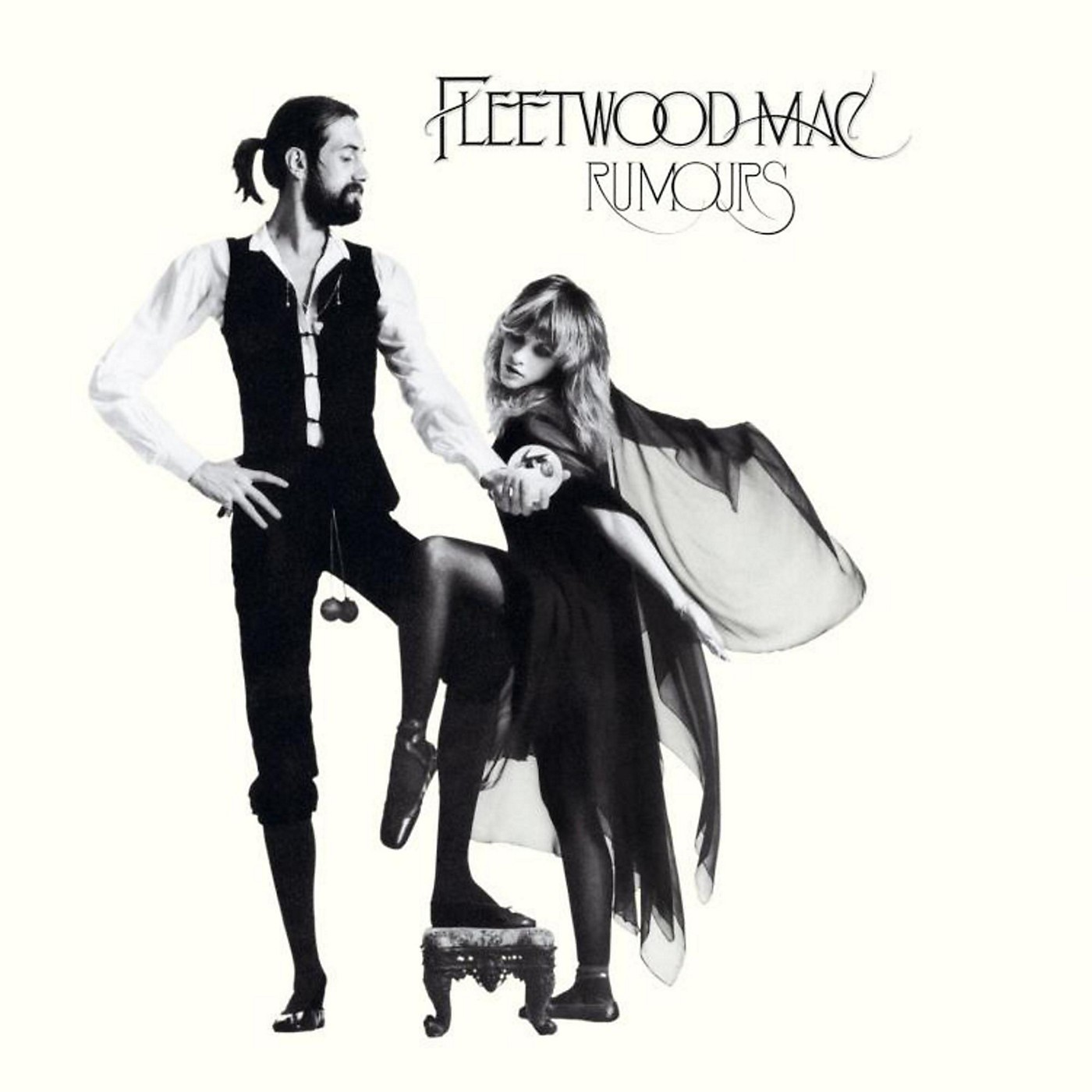 WEA Fleetwood Mac - Rumours Vinyl LP thumbnail