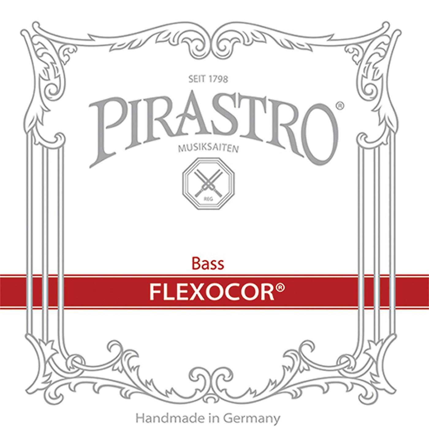 Pirastro Flexocor Series Double Bass String Set thumbnail