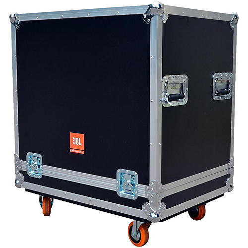 JBL Bag Flight Case for PRX718XLF with 3.5-Inch Casters thumbnail