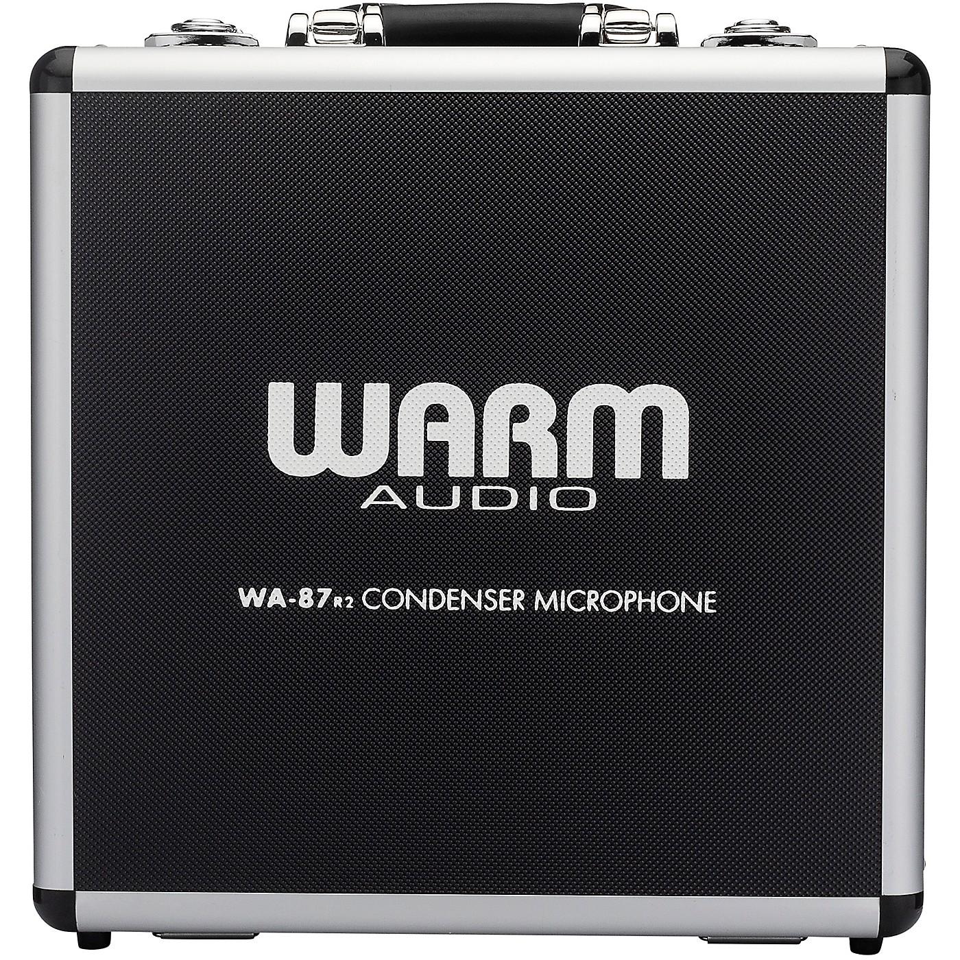 Warm Audio Flight Case for WA-87 R2 Condenser Microphone thumbnail