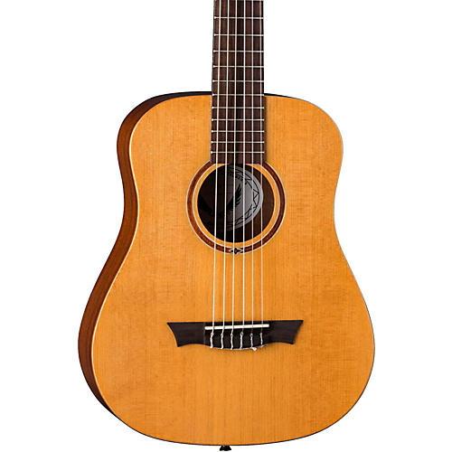 Dean Flight Nylon Satin Spruce Travel Guitar thumbnail