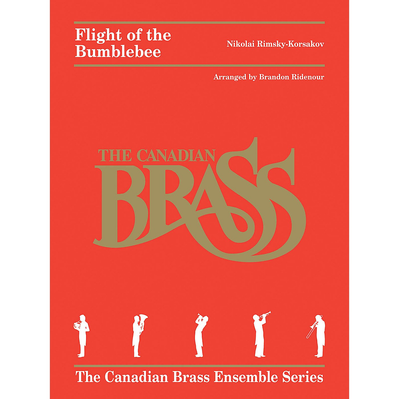 Canadian Brass Flight of the Bumblebee Brass Ensemble  by Nikolai Rimsky-Korsakov Arranged by Brandon Ridenour thumbnail