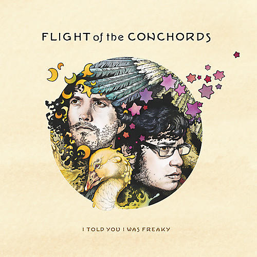 Alliance Flight of the Conchords - I Told You I Was Freaky thumbnail