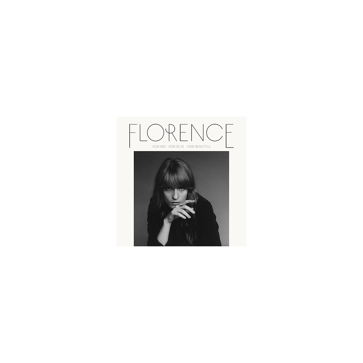 Alliance Florence + the Machine - How Big How Blue How Beautiful thumbnail