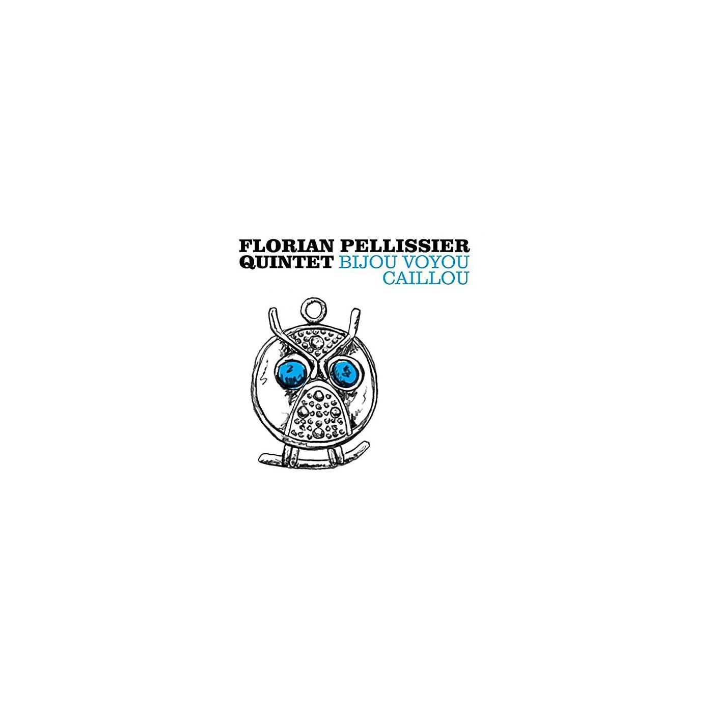 Alliance Florian Quintet Pellissier - Bijou Voyou Caillou thumbnail