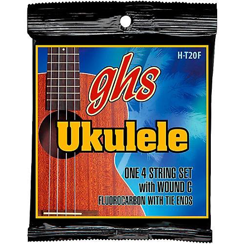GHS Fluorocarbon High Tension Fingerstyle Ukulele Strings thumbnail