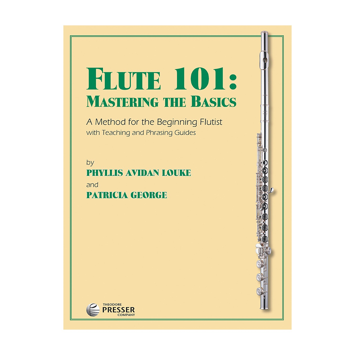 Carl Fischer Flute 101: Mastering The Basics thumbnail