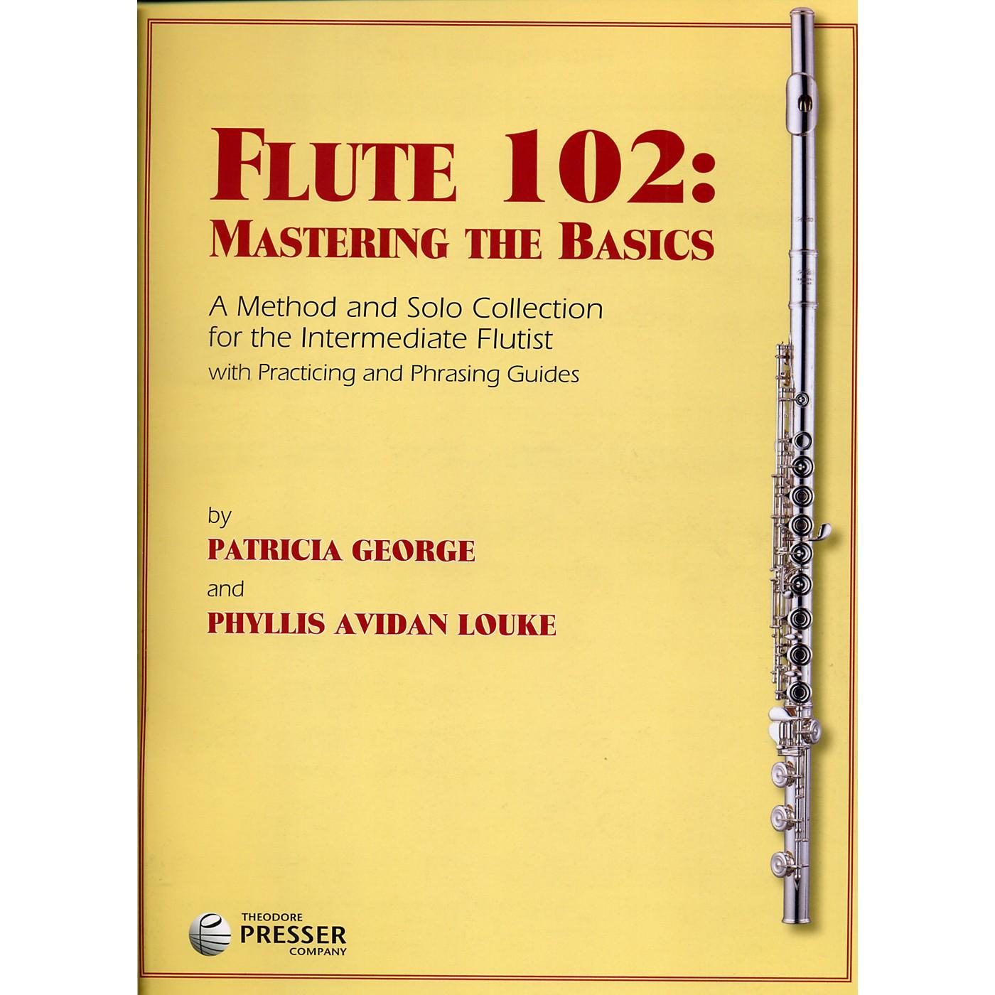 Theodore Presser Flute 102: Mastering the Basics thumbnail