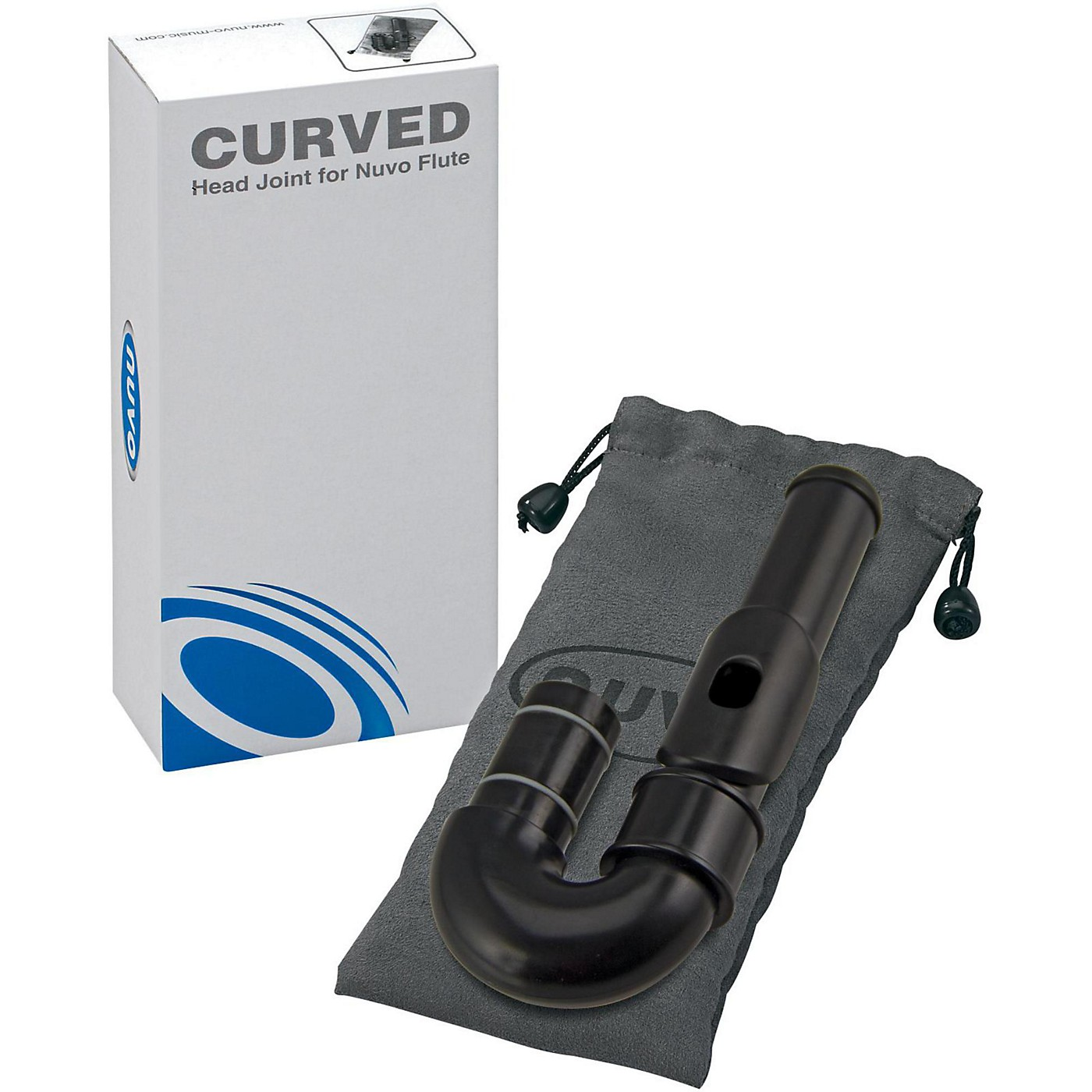 Nuvo Flute Curved Head Joint thumbnail