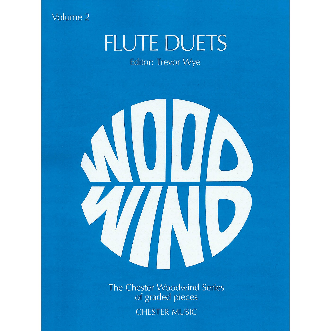 Chester Music Flute Duets - Volume 2 Music Sales America Series thumbnail