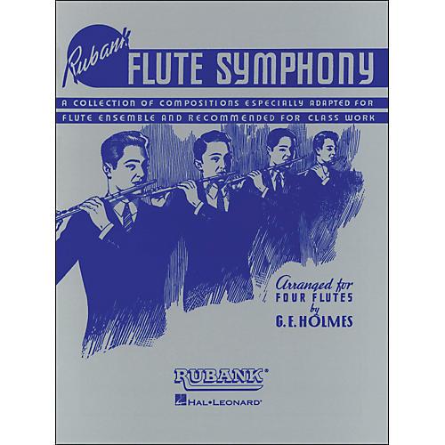 Hal Leonard Flute Symphony - Symphony Ensemble Series (Four Flutes) thumbnail