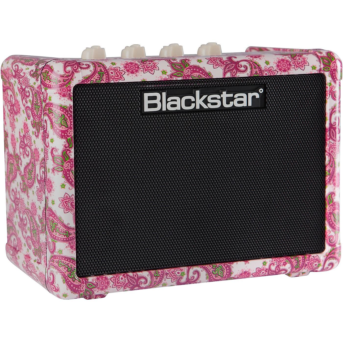 Blackstar Fly 3 3W Guitar Combo Amp Pink Paisley thumbnail
