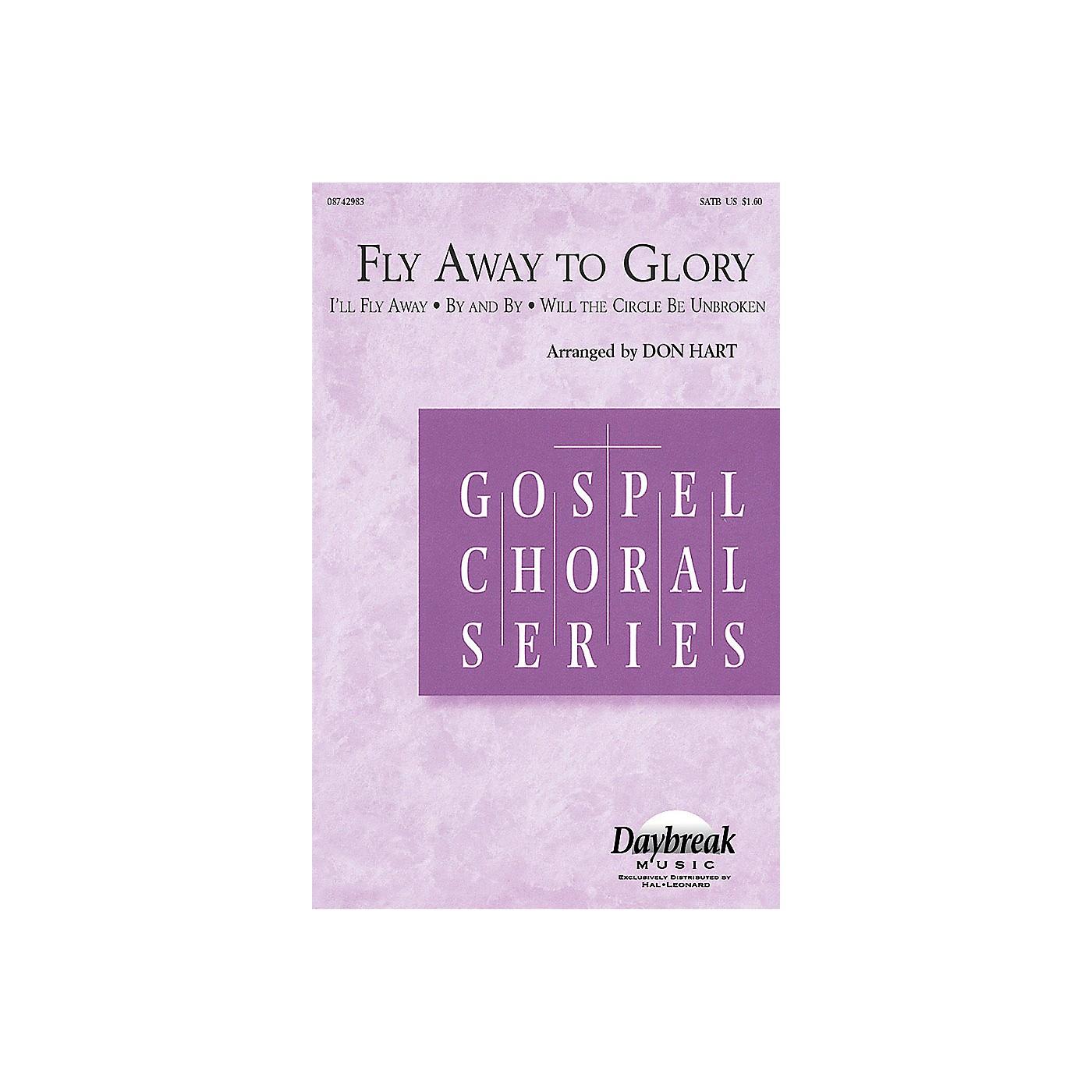 Hal Leonard Fly Away to Glory (Medley) (ChoirTrax CD) CHOIRTRAX CD Arranged by Don Hart thumbnail