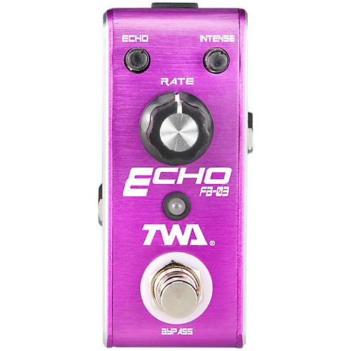 TWA Fly Boys Guitar Echo Pedal thumbnail