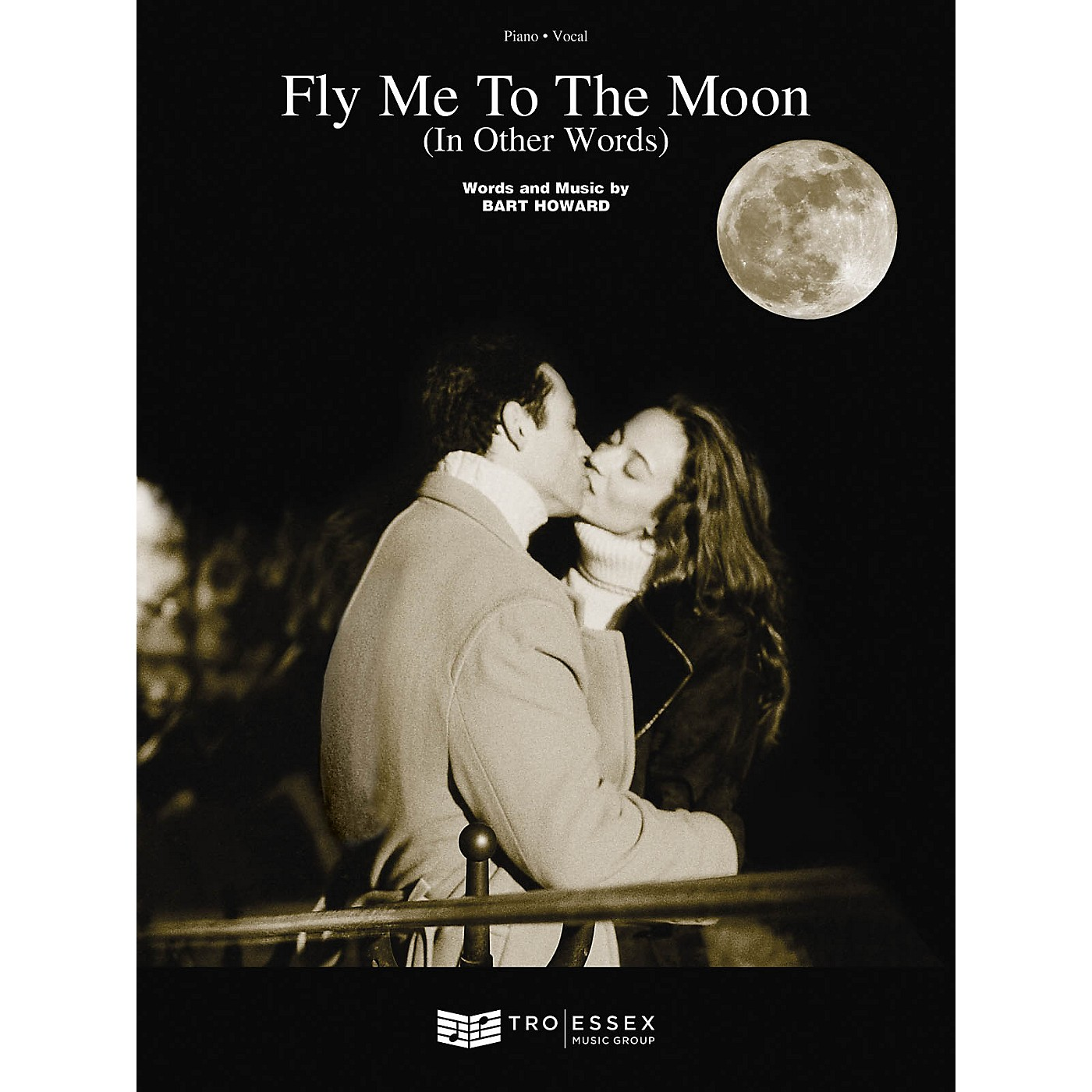TRO ESSEX Music Group Fly Me to the Moon (In Other Words) Richmond Music ¯ Sheet Music Series thumbnail