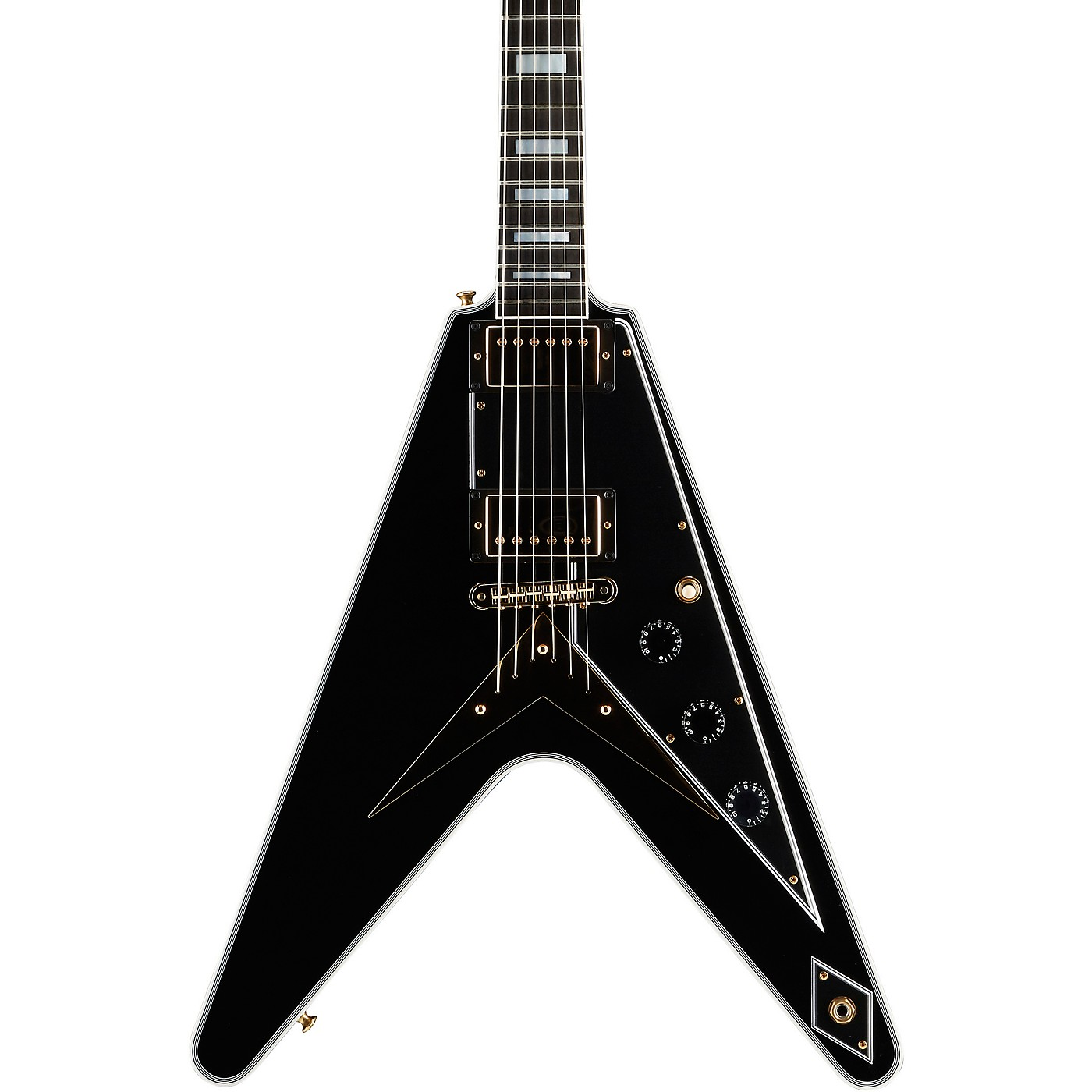 Gibson Custom Flying V Custom Electric Guitar thumbnail