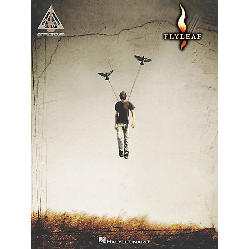 Hal Leonard Flyleaf Guitar Recorded Version Series Softcover Performed by Flyleaf thumbnail