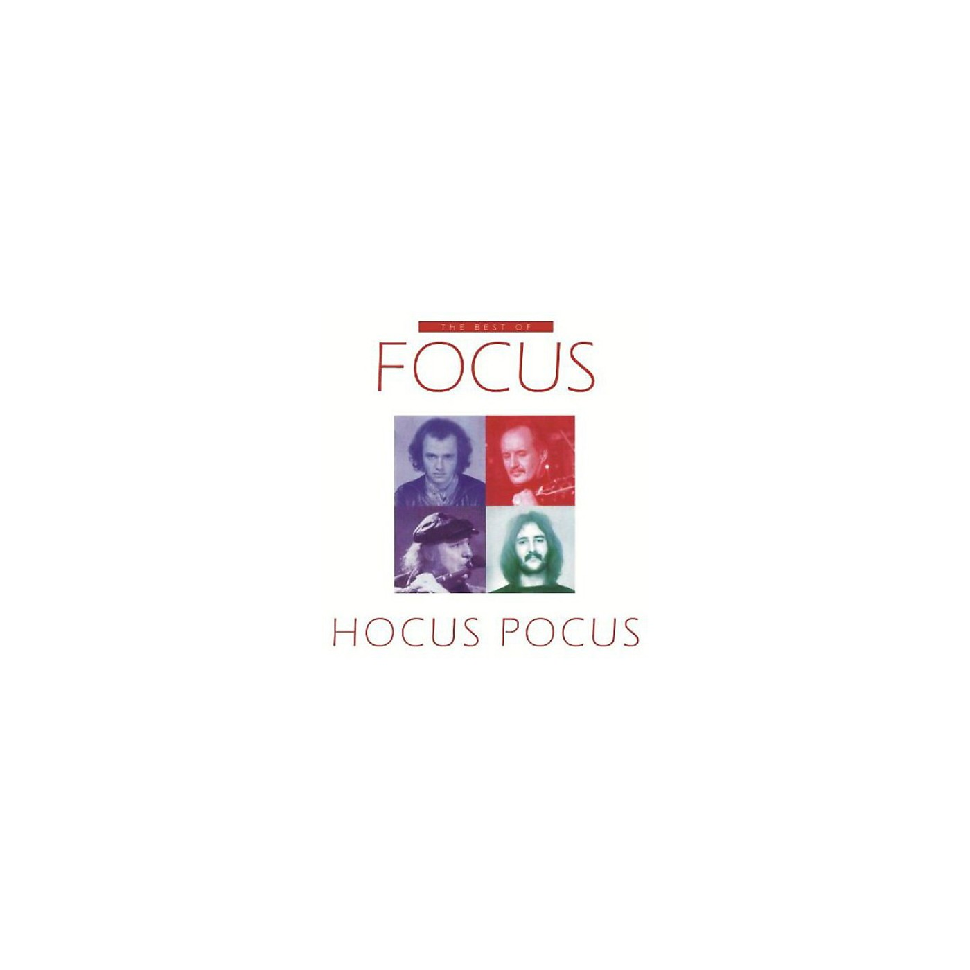 Alliance Focus - Hocus Pocus / Best Of Focus thumbnail