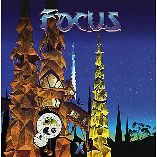 Alliance Focus - X. (Blue Vinyl) thumbnail