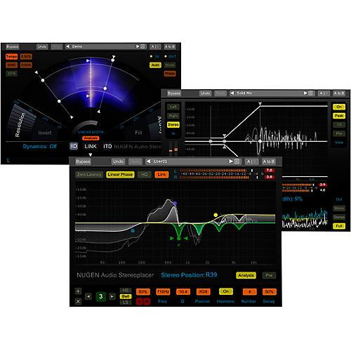 NuGen Audio Focus Plug-in Bundle thumbnail