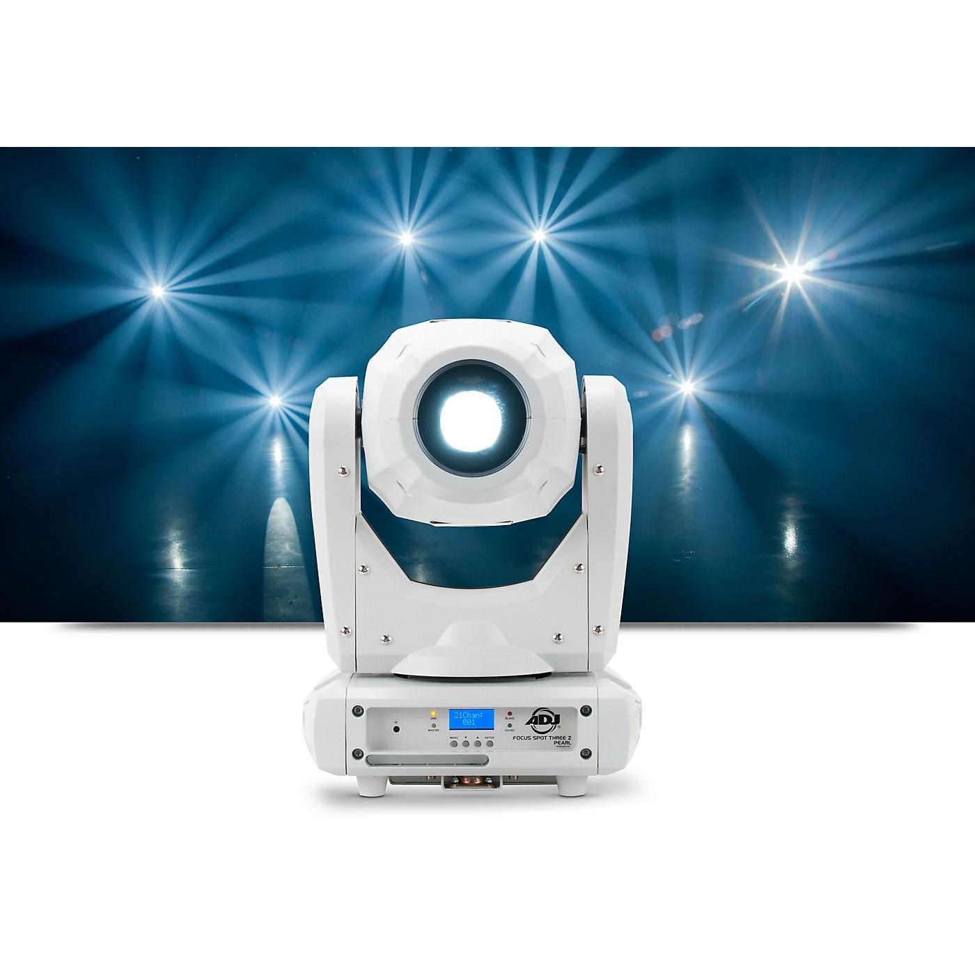 American DJ Focus Spot 4Z Moving-Head LED Spotlight thumbnail