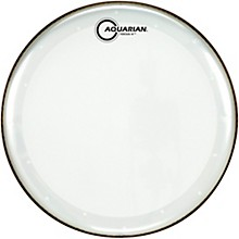 Aquarian Focus-X Clear Snare Drum Head