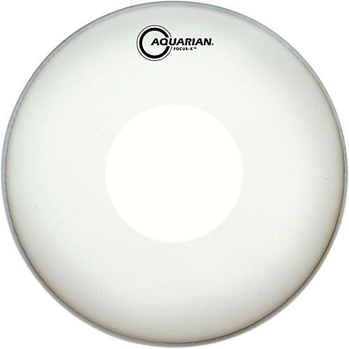 Aquarian Focus-X Coated With Power Dot Tom Head thumbnail