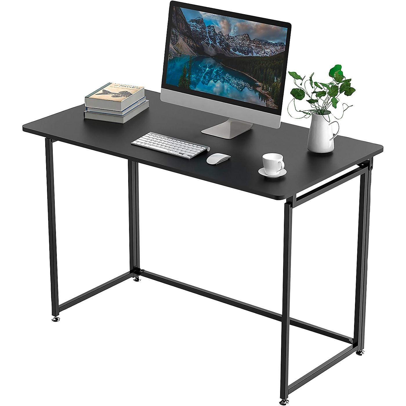 ProHT Foldable Writing Desk Black thumbnail