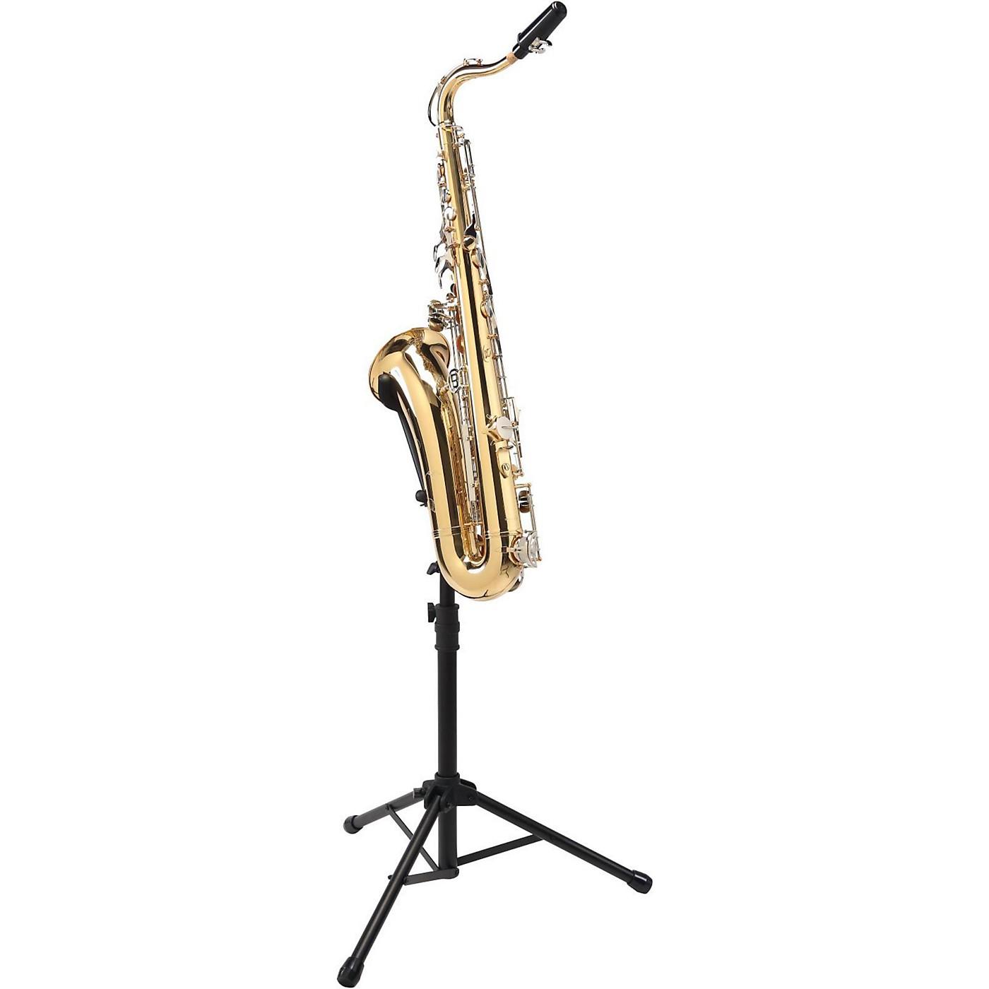 Titan Folding Alto or Tenor Saxophone Tall Standing Stand thumbnail