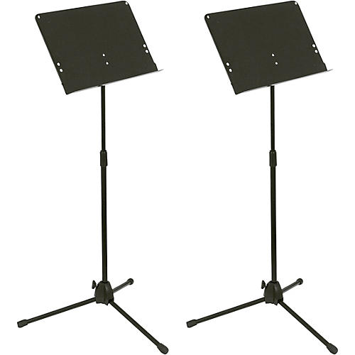 Musician's Gear Folding Music Stand 2-Pack thumbnail