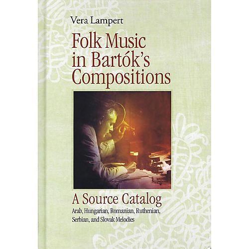 G. Henle Verlag Folk Music in Bartók's Compositions Henle Music Folios Series Hardcover thumbnail