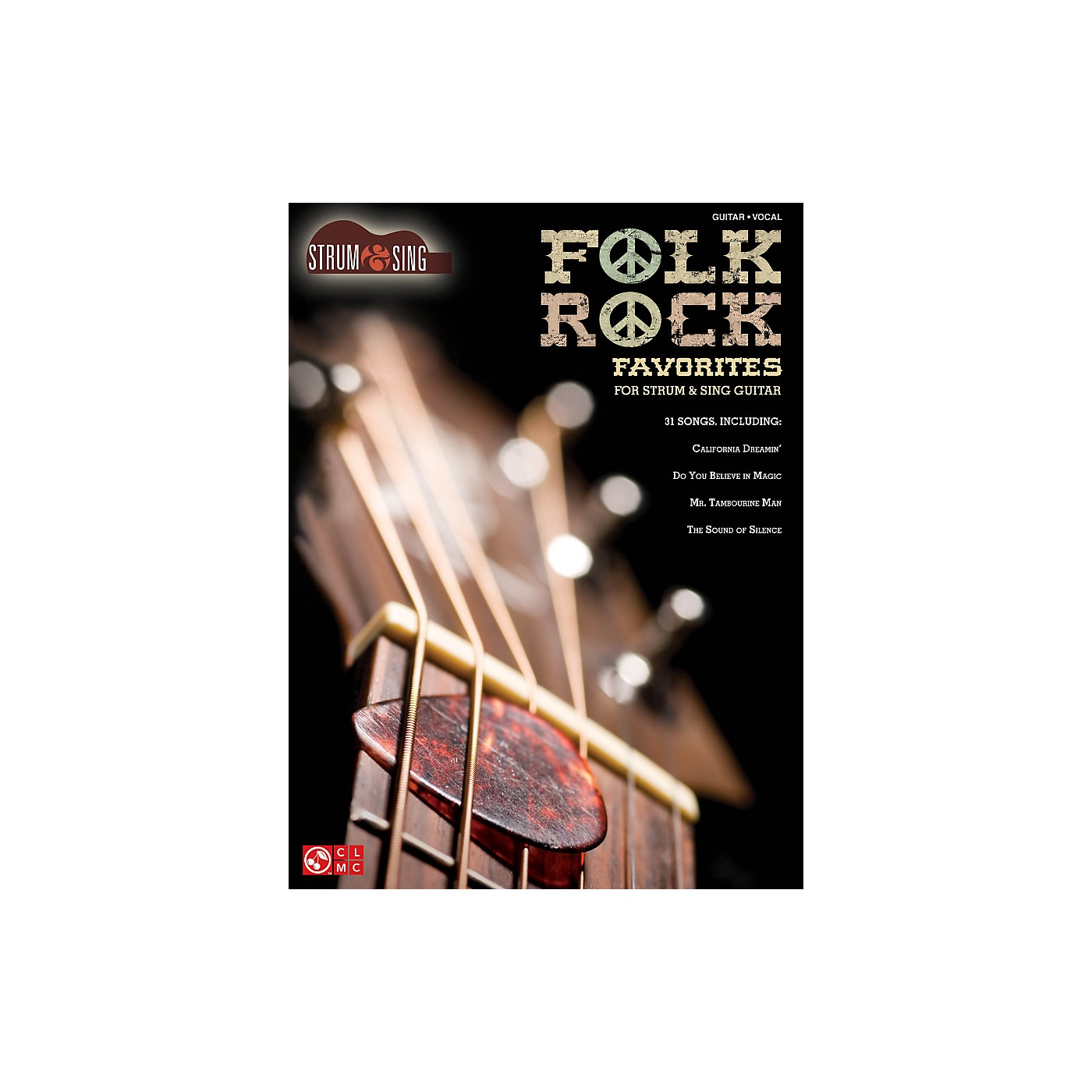 Hal Leonard Folk/Rock Favorites - Strum & Sing Series for easy guitar thumbnail