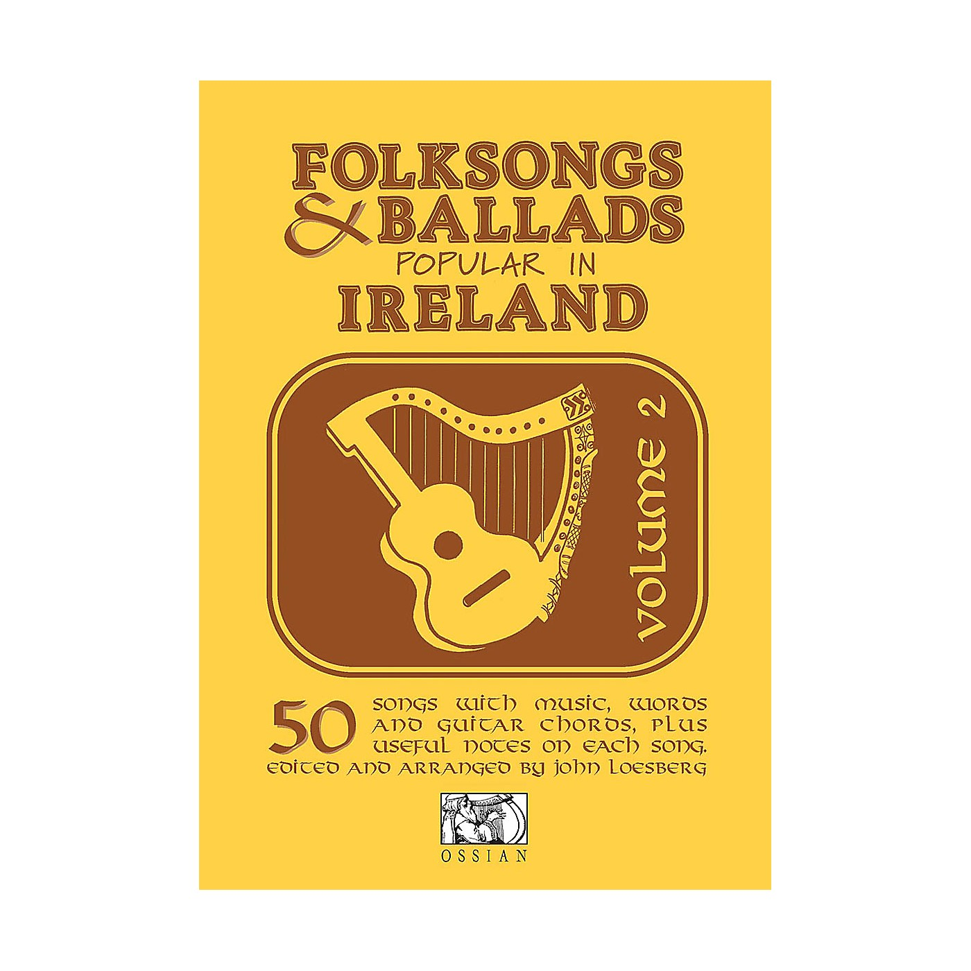 Music Sales Folksongs & Ballads Popular in Ireland (Volume 2) Music Sales America Series Softcover thumbnail