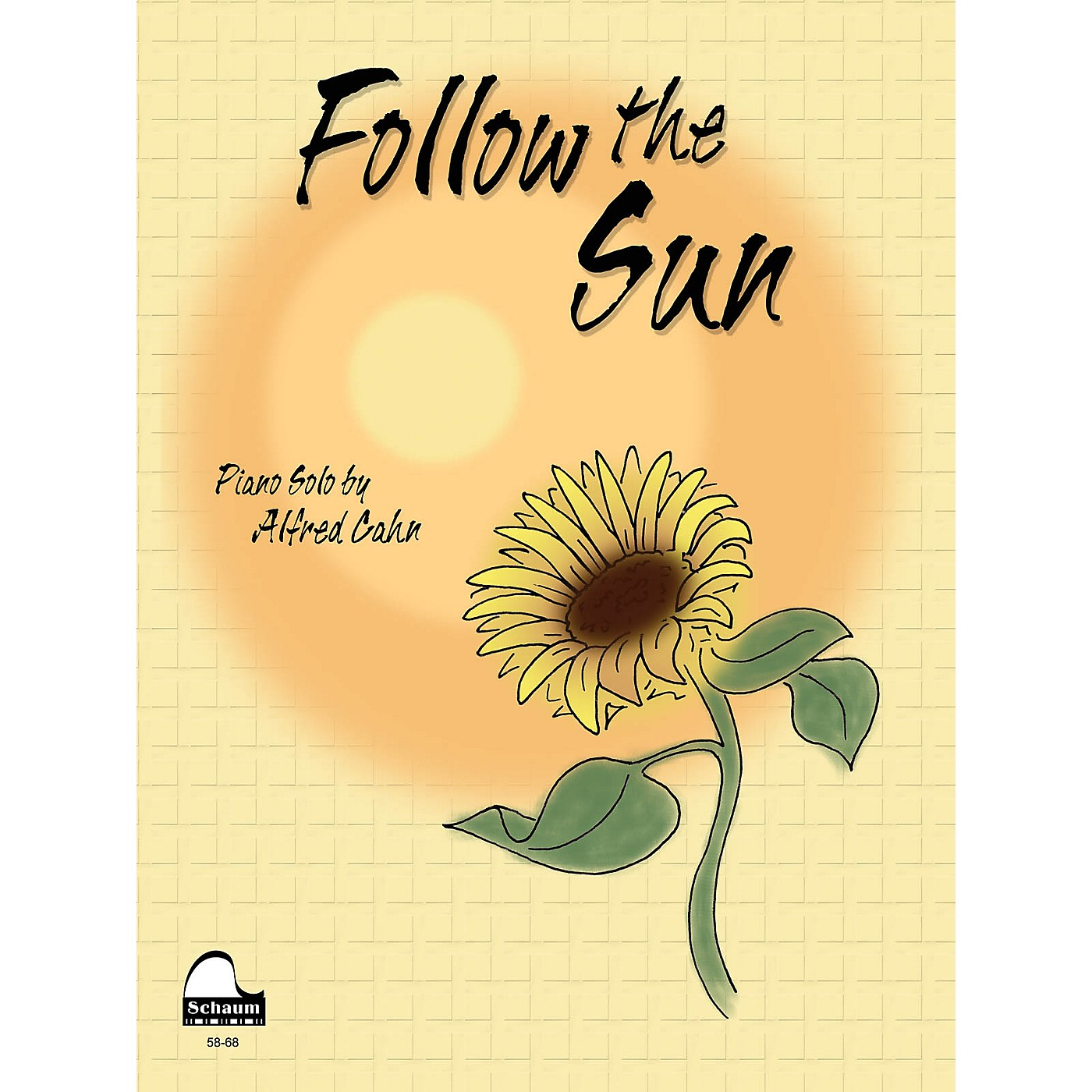 SCHAUM Follow the Sun Educational Piano Series Softcover thumbnail