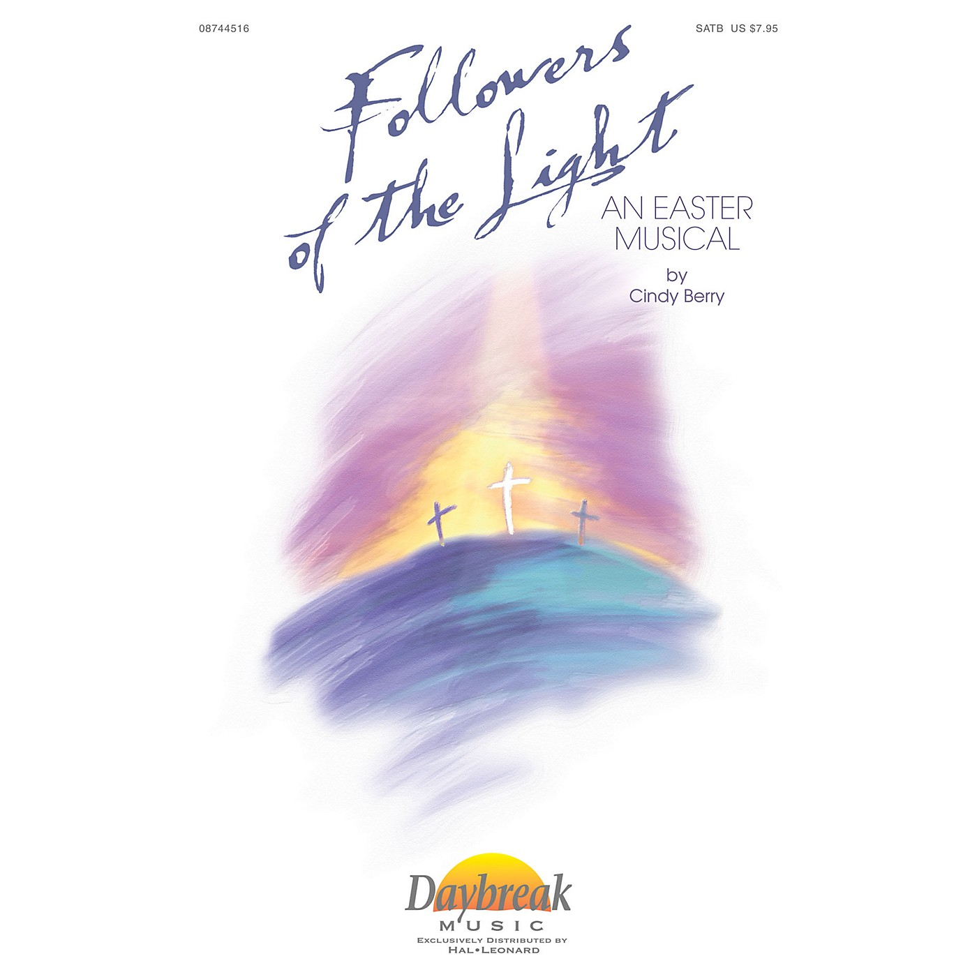 Daybreak Music Followers of The Light PREV CD Composed by Cindy Berry thumbnail