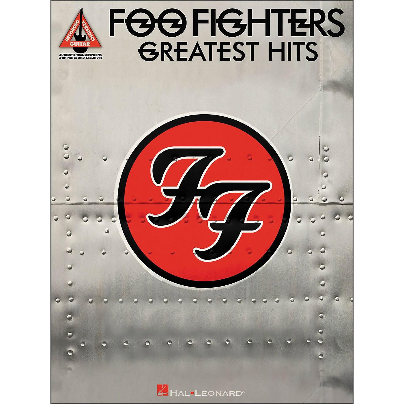 Hal Leonard Foo Fighters - Greatest Hits Tab Book thumbnail