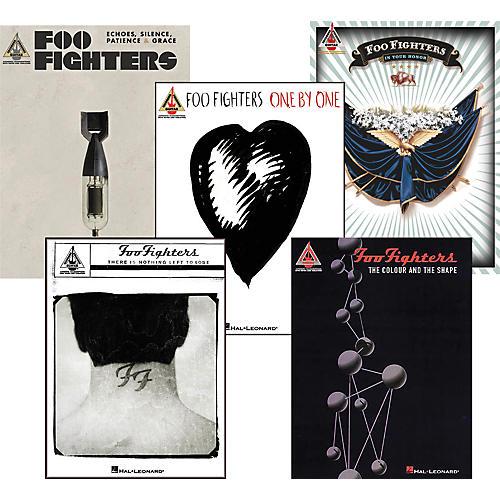 Hal Leonard Foo Fighters Complete Guitar Tab Library thumbnail