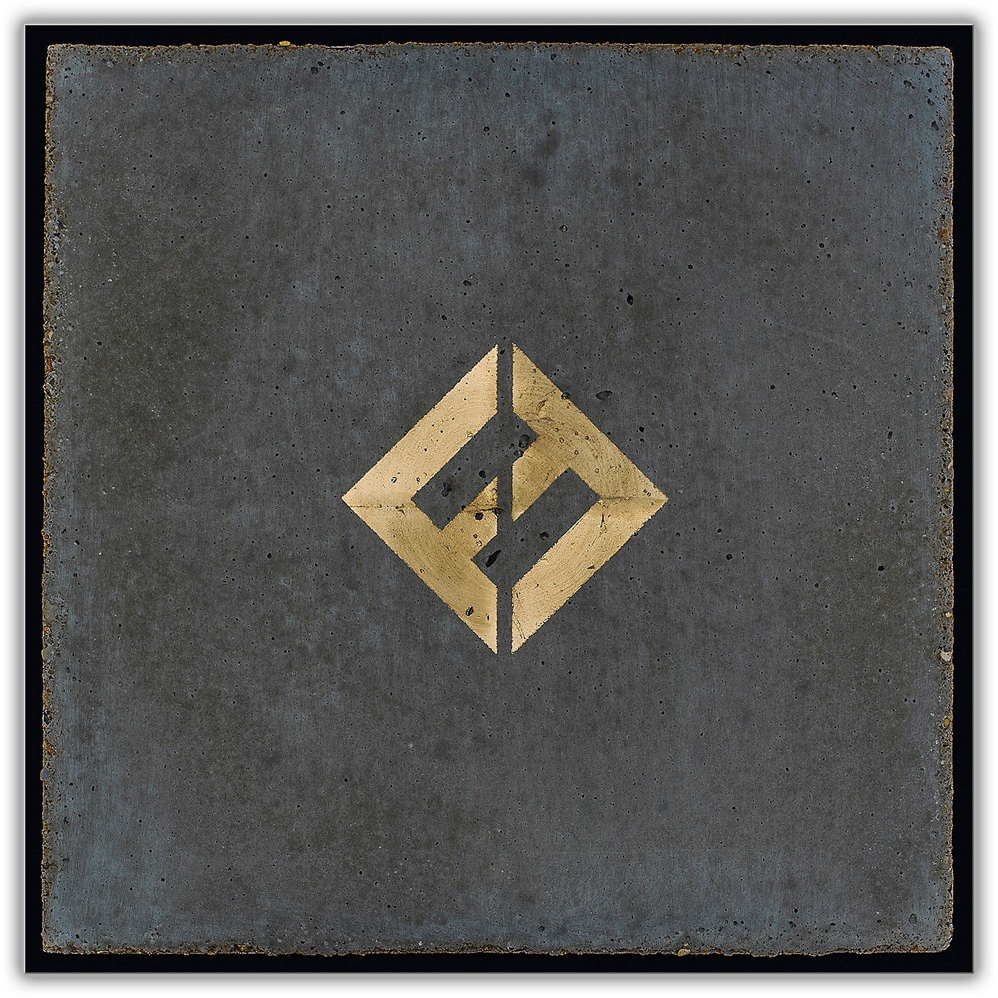 Sony Foo Fighters Concrete and Gold Vinyl LP thumbnail