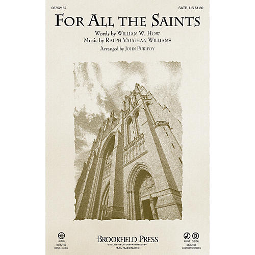 Brookfield For All the Saints Chamber Orchestra Arranged by John Purifoy thumbnail