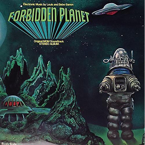 Alliance Forbidden Planet (Original Soundtrack) thumbnail