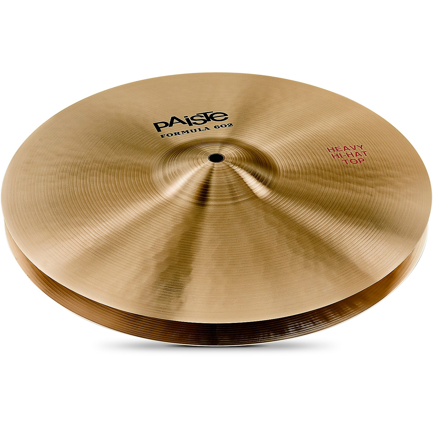 Paiste Formula 602 Heavy Hi-Hat Cymbals thumbnail