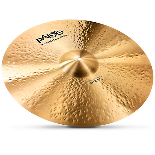 Paiste Formula 602 Modern Essentials Ride thumbnail