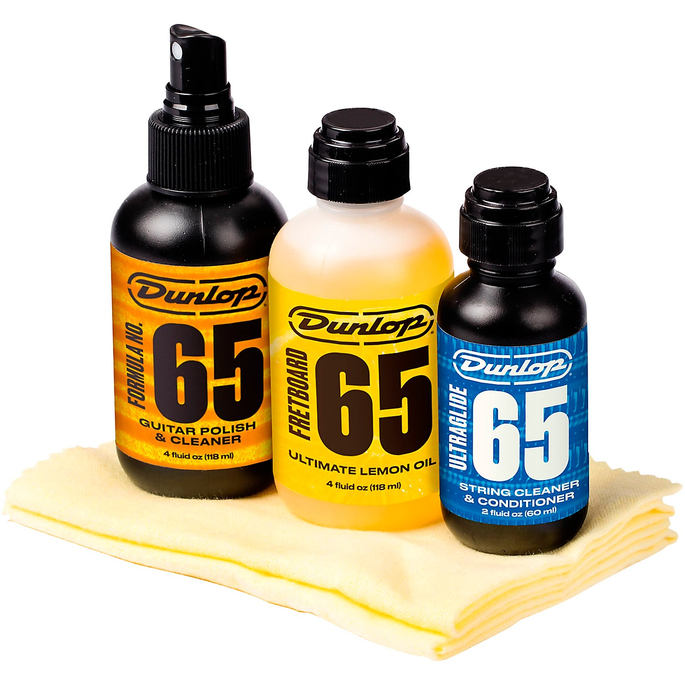 Dunlop Formula 65 Guitar Tech Kit thumbnail