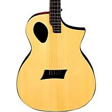 Michael Kelly Forte Port Offset Soundhole Cutaway Acoustic Electric Guitar