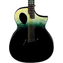 Michael Kelly Forte Port X Offset Soundhole Cutaway Acoustic-Electric Guitar