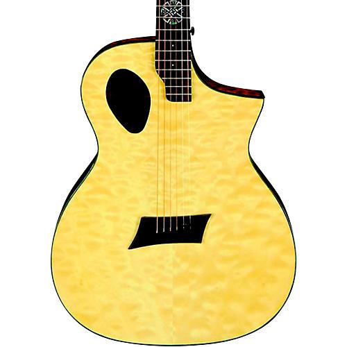 Michael Kelly Forte Port X Offset Soundhole Cutaway Acoustic-Electric Guitar thumbnail